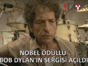 Bob Dylan, Londra'da resim sergisi açtı