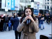 Kaçak HDP'liler Brüksel'de görüntülendi