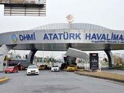 Atatürk Havalimanı'nda havaya ateş açıldı