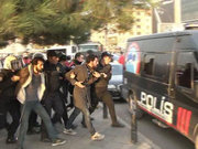 Kadıköy'de HDP'li gruba müdahale