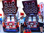 Muğla'da modifiye araç tutkunları buluştu