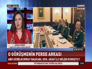 Org. Dunford'un Ankara ziyaretinde neler konuşuldu?