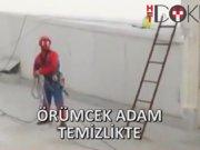 Örümcek Adam Tamer Uysal