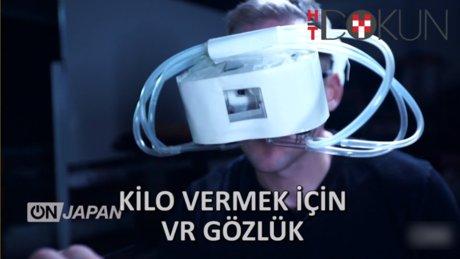 Obezite için VR gözlük