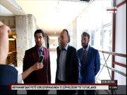 Aleksandr Dugini  Meclis'in bombalanan yerlerini inceledi