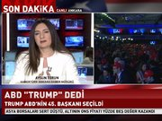 ABD başkanlık seçimine Ankara'dan ilk değerlendirme