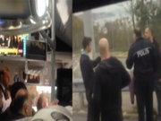 Yine metrobüs kavgası! Yolcu, 'Şemsiye yok mu?' diye bağırdı