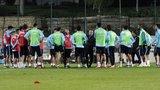 Dünya Kupası 2014 - A Milli Takım, Kosava maçı hazırlıklarını sürdürdü
