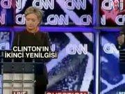 Clinton'ın ikinci yenilgisi