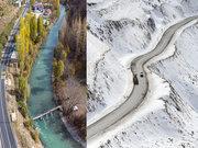 İki mevsim arası 50 kilometre