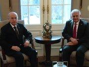 Başbakan Binali Yıldırım ile Devlet Bahçeli görüşüyor