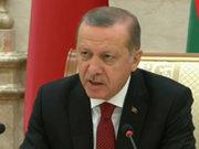 Cumhurbaşkanı, Belarus'ta konuştu