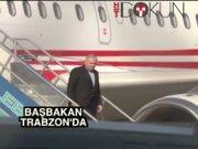 Başbakan Yıldırım Trabzon'da