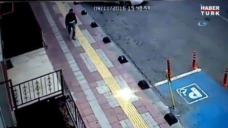 Gaziosmanpaşa'da engelli çocuğun aracını çaldılar
