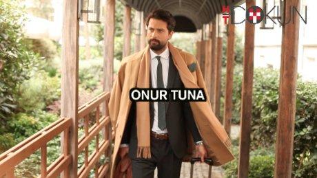 Cesur Yürek Onur Tuna ile moda çekimi tadında sohbet