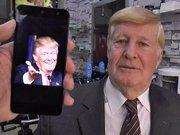Giresunlu Trump sosyal medyada fenomen oldu