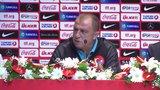 Dünya Kupası 2014 - Fatih Terim Kosova maçı öncesi konuştu