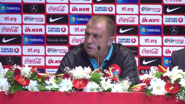 Fatih Terim Kosova maçı öncesi konuştu