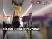 """Eğitim, Kültür Derneği""""ne konsomatris operasyonu"""