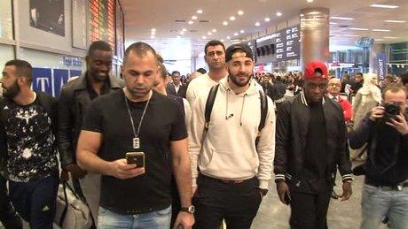 Real Madrid'li yıldız futbolcuya İstanbul'da yoğun ilgi