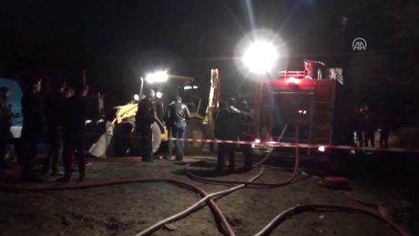 Amasya'da çıkan yangında 2 kız kardeş yaşamını yitirdi