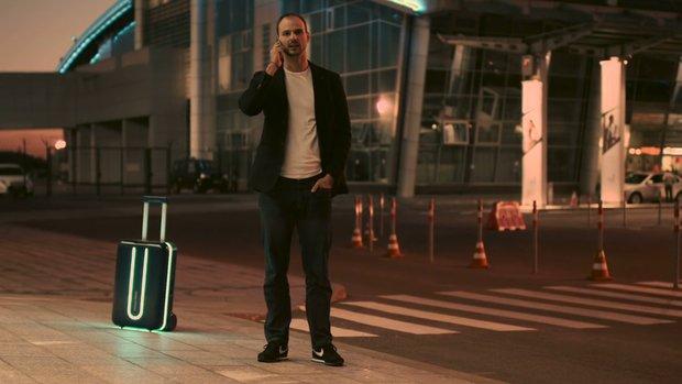 Kaybolmayan bavul icat ettiler!