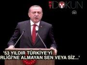 """Erdoğan: """"Yıl sonuna kadar sabredelim, ondan sonra millete gidelim"""""""