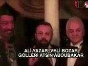 Demba Ba'dan sonra Aboubakar bestesi