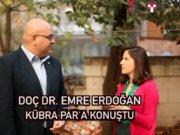 Doç. Dr. Emre Erdoğan Kübra Par'a konuştu