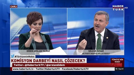 AK Partili Özdağ'dan, Habertürk'e çok önemli açıklamalar