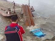 Tırdaki hesap gemiye uymayınca olanlar oldu