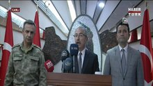 Mardin Valisi Mustafa Yaman Derik açıklama yaptı
