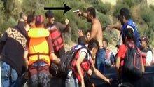 Bodrum'daki kaçakları Sahil Güvenlik kurtardı