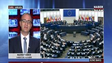 AB Bakanı Brüksel'de