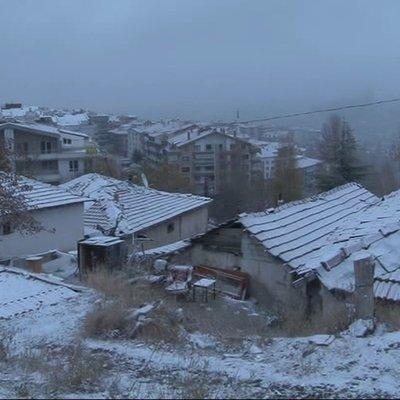 Ankara güne böyle başladı