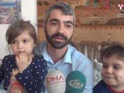 Natalia sınır dışı edildi olan Yüsra ve Tahir'e oldu