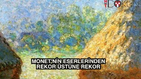 Monet'nin Les Meules'ine 81,4 milyon dolar!