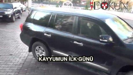 Mardin ve Siirt'te kayyumlar görevlere başladı