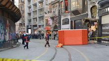 Beyoğlu'nda çıkan tartışmada 2 kişi yaralandı