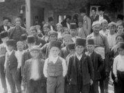 Osmanlı'nın son dönemine ait görüntüler