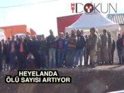 Siirt'teki heyelanda ölen işçi sayısı 4'e yükseldi
