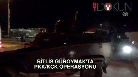Güroymak Belediye Başkanı Özkan gözaltına alındı
