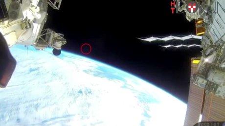 NASA UFO'yu mu sansürledi?