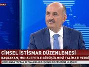 Mehmet Müezzinoğlu: Tecavüz varsa buna taraf olmak mümkün değil