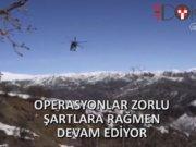 PKK TUNCELİ'DE HEZİMETE UĞRADI