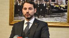 Enerji ve Tabii Kaynaklar Bakanı Berat Albayrak, maden kazası açıklaması