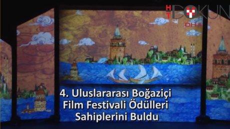 Boğaziçi Film Festivali sona erdi.