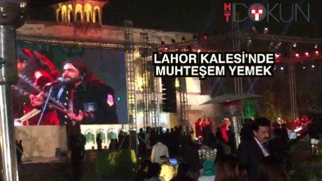 Erdoğan onuruna Pakistan'da şölen