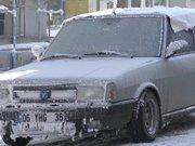 Ardahan buz tuttu!