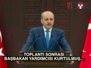 """Kurtulmuş: """"CHP ve MHP'nin başka teklifleri varsa..."""""""